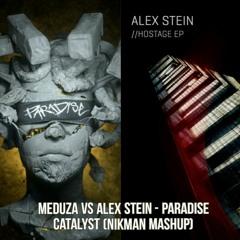 Meduza Vs Alex Stein - Paradise Catalyst (Nikman Mashup)