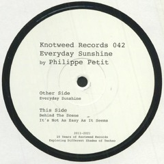 KW042 Philippe Petit - Everyday Sunshine E.P. (out now!)