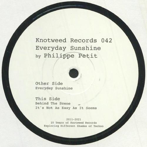 KW042 - Philippe Petit - Everyday Sunshine E.P.