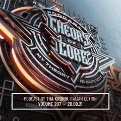 Tha KroniK -   Theory of Core Podcast, Vol. 207