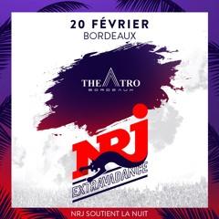 NRJ EXTRAVADANCE Shy Coast & le Theatro à Bordeaux