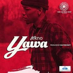 Tekno - Yawa (slowed and reverb)