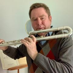 Improvisation N°24 « Meditation I » for Bass Flute