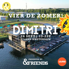 DIMITRI presented by &FRIENDS