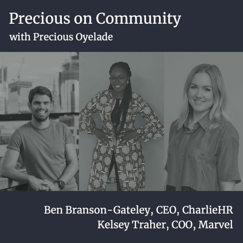 COO Stories — Building Community through Consistency