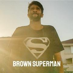 Brown Superman