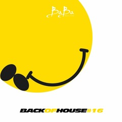 Back of house vol.16
