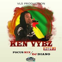 100 % KEN VYBZ ( SESSION 2 - DJ DIANO )