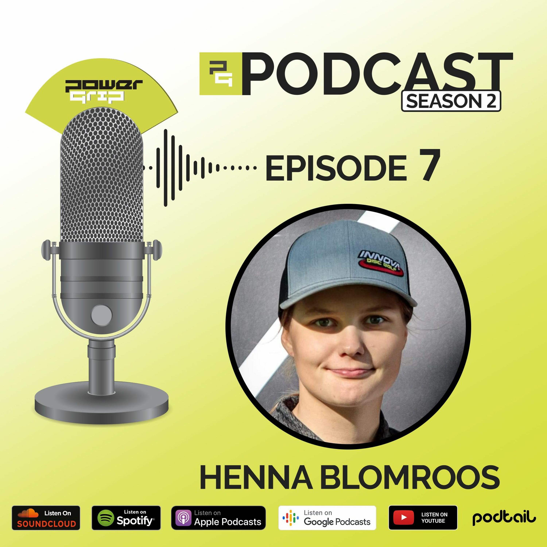 Kausi 2 - 7. Jakso - Henna Blomroos