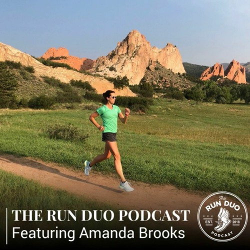 We Run To The Finish with Author, Blogger, and Running Coach Amanda Brooks