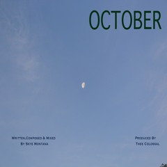 OCTOBER (Prod.TheeColossal)