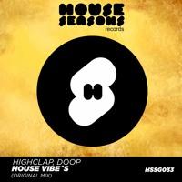 SG 033 / HighClap & Doop - House Vibe's (Original Mix) Artwork
