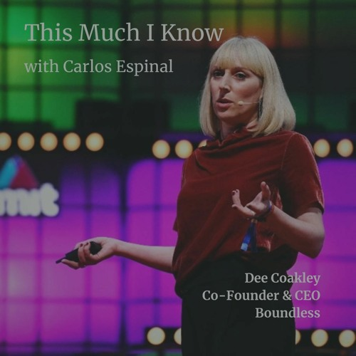 Building International Organisations with BoundlessHQ's Dee Coakley