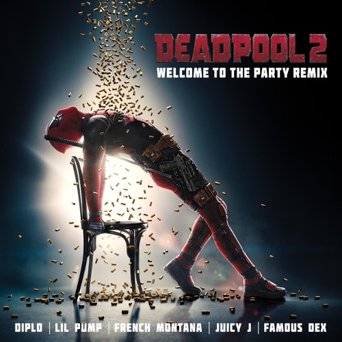 Diplo feat. Lil Pump, Juicy J, Famous Dex & French Montana - Welcome to the Party (Remix)