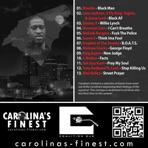Carolina's United Mixtape