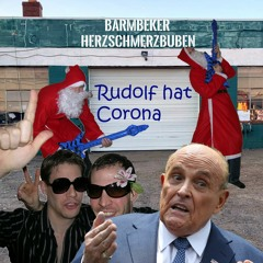 Rudolf hat Corona