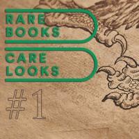 """RARE BOOKS CARE LOOKS Folge 1: Conrad Gessner """"Vogelbuch"""""""