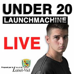 Launchmachine LIVE @ UNDER 20 - 2021