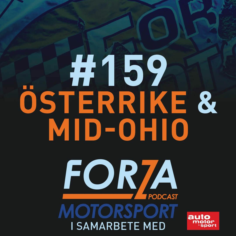 Forza Motorsport avsnitt 159 - Österrike Och Mid-Ohio