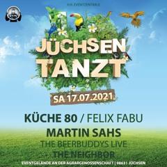 Martin Sahs @ JÜCHSEN TANZT 17.07.2021