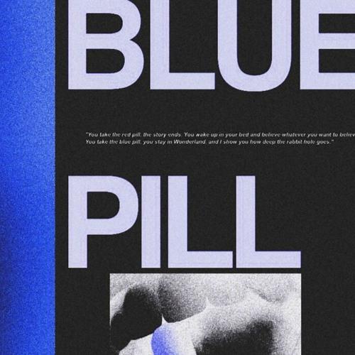 TRAVIS SCOTT - BLUE PILLS - ( PINKMOLLYVII VERSION )