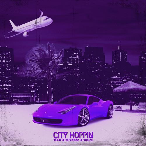 City Hoppin (feat. Sauceyx & LuvZego)