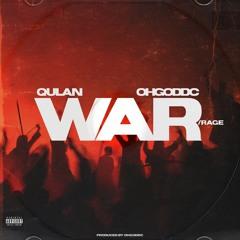 WAR/RAGE (feat. Qulan)