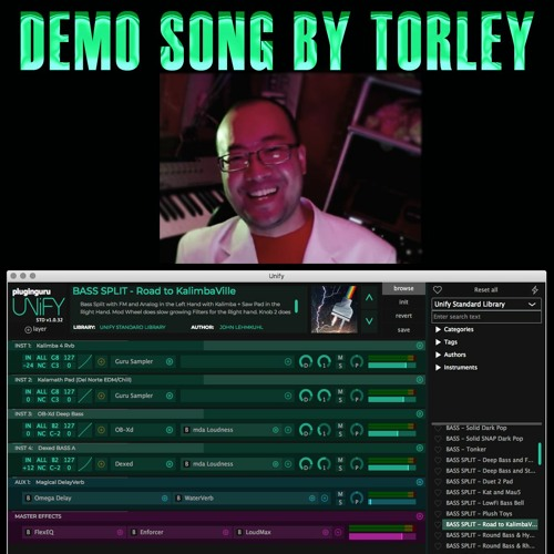 TORLEY - Unify The Timelines