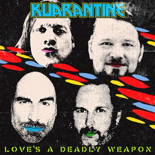 Love's A Deadly Weapon (feat. Chris Jericho)