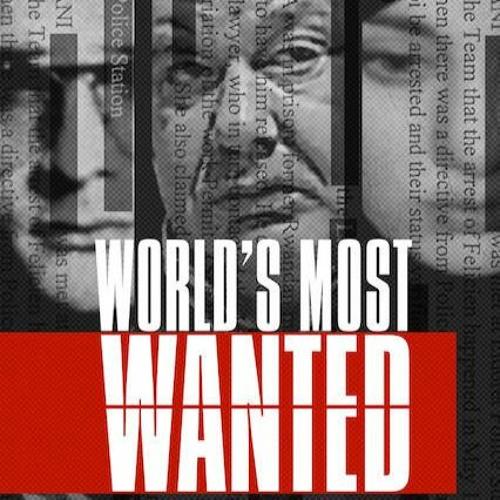 Voiceover Die meistgesuchten Verbrecher der Welt