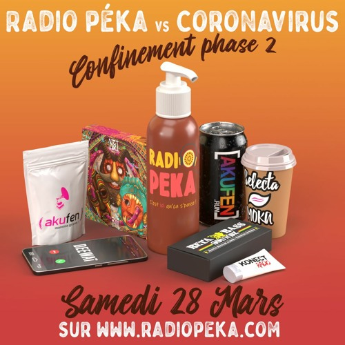 10kord - Slowpical Mix  (Live on Radiopeka - 28/03/2020) Free DL!