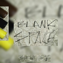 BLANK SPACE - TAYLOR SWIFT - COVER - IG0