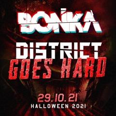 DISTRICT GOES HARD DJ COMP