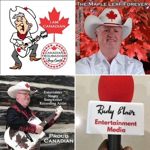 Intv w Canadian Troubadour Doug Smith on Celebration Canada Day music video The Maple Leaf Forever