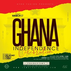 GHANA @ 63 INDEPENDENCE DAY PARTY MIX FEAT. R2Bees, Kuami Eugene, Sarkodie, Shatta Wale