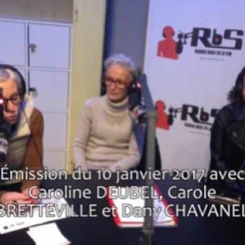 Planète Racing, épisode 254 avec Caroline DEUBEL, Dany CHAVANEL et Carole BRETTEVILLE