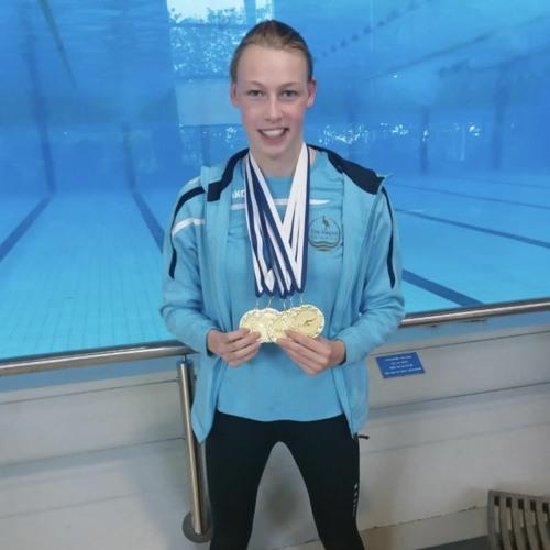 Zwemster Ilse Kraaijeveld is het talent van juni! - ALLsportsradio LIVE! 7 juni 2021