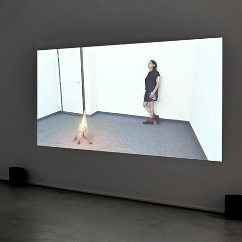 [English] Artist Talk_Artist Ana Wild and Curator & Artist Aaron McLaughlin