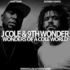 J Cole and 9th Wonder - Legendary ft Joey Badass
