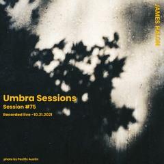 Umbra   Techno Live Streams & Podcasts