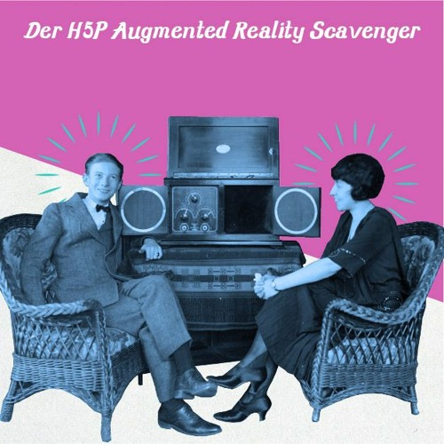Der H5P Augmented Reality Scavenger