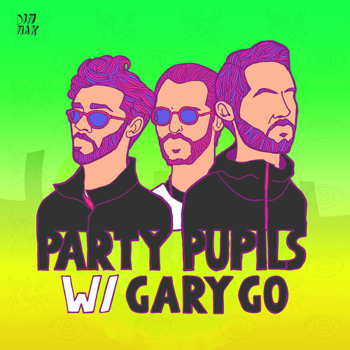 Party Pupils - West Coast Tears (feat. Gary Go) [Remixes]