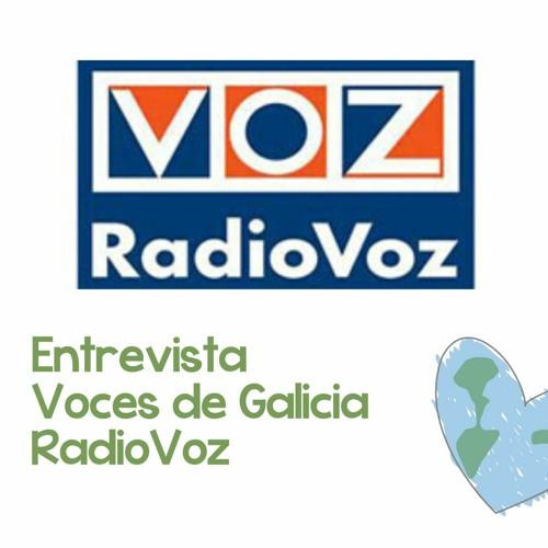 Entrevista en Voces de Galicia de Radio Voz - Alberto Villar