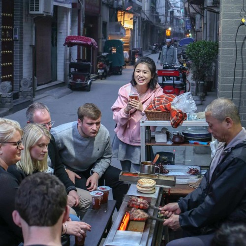 Talk Travel Asia - Episode 104: Food Tours in Asia with Brian Bergey and Leanna Payne