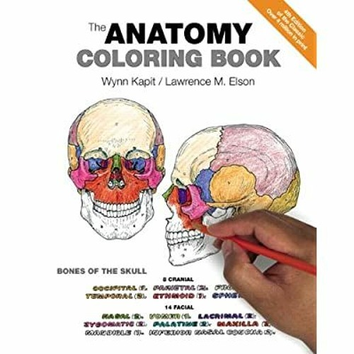 Download [ebook]$$ The Anatomy Coloring Book EBOOK #pdf By Brooklynn  Anabelle