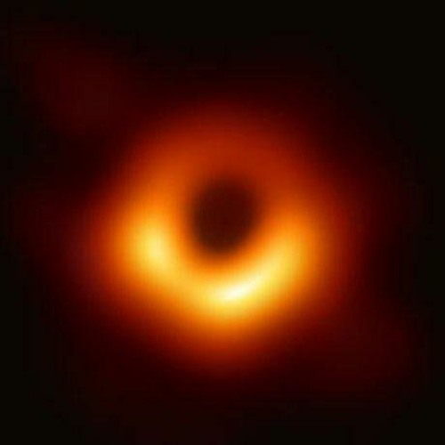 The dark hole