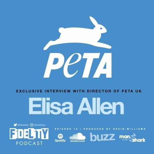 Elisa Allen (Episode 10)