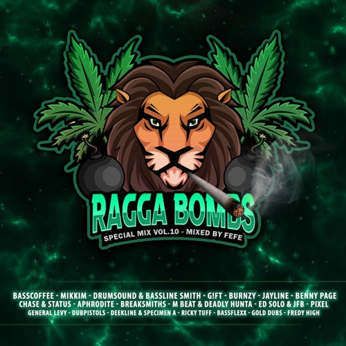 Download RAGGA BOMBS - Special Mix Vol.10 (Mixed By FeFe) mp3