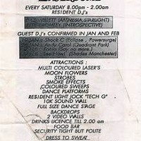 DJ Sasha Shelleys 15th Feb 1991