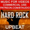 Background Royalty Free Music for Youtube Videos Vlog | Hardrock Upbeat Indie Sport Motivational